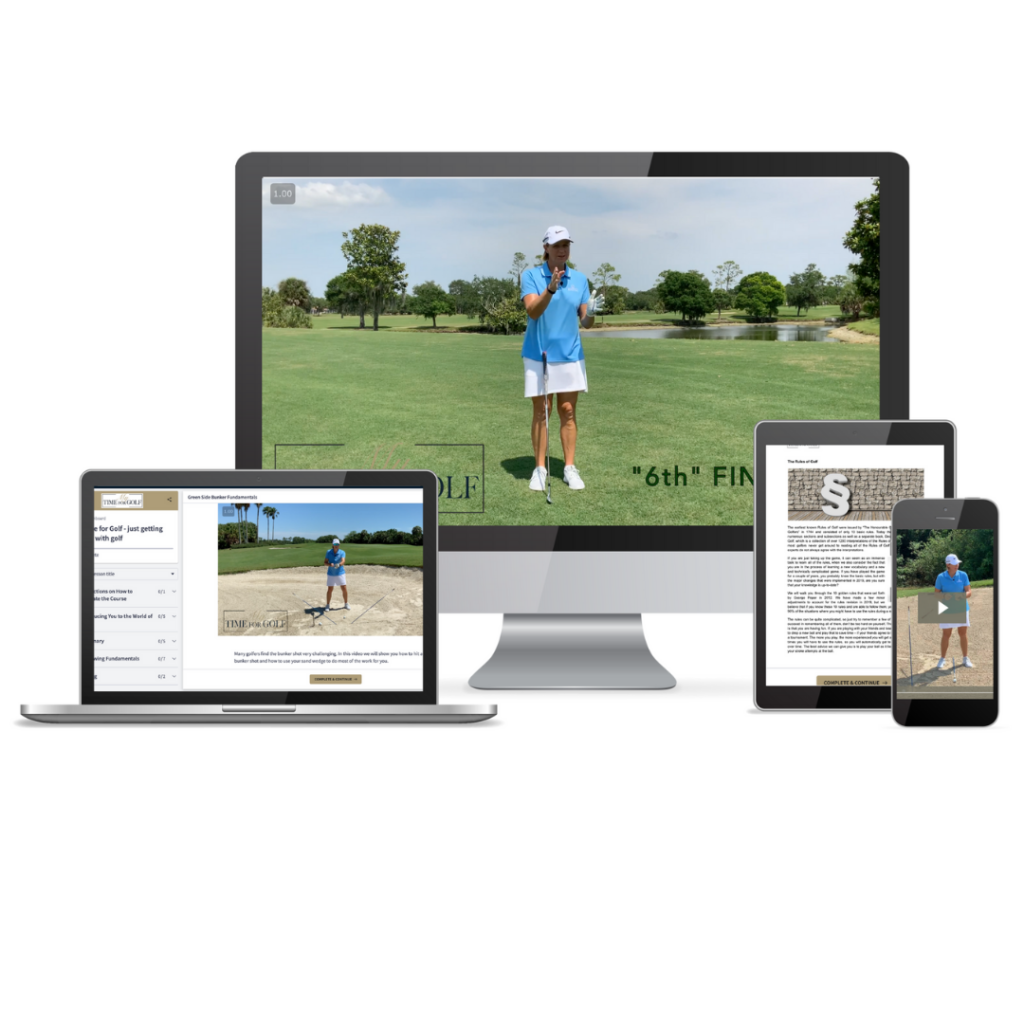 The Golf Fundamentals, online course