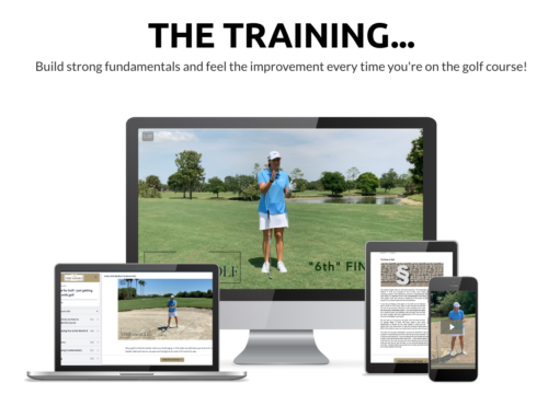 My Time For Golf, online course The Golf Fundamentals